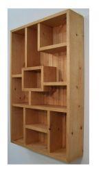 стеллаж деревянный Джуба