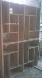 стеллаж деревянный Батрина