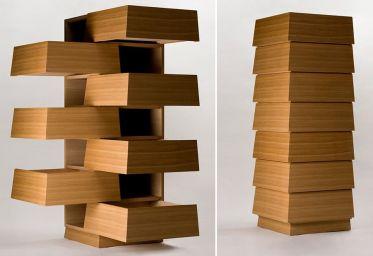 стеллаж деревянный Радушен