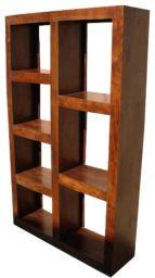 стеллаж деревянный Себуш