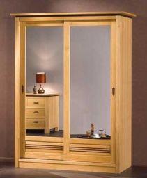 деревянный шкаф купе Даробул