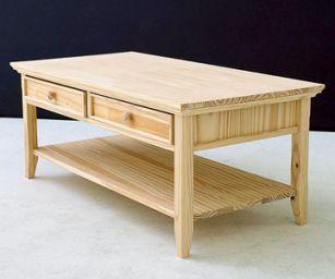 деревянный журнальный столик Куравуль