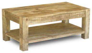 деревянный журнальный столик Клорихас