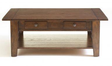 деревянный журнальный столик Райвил