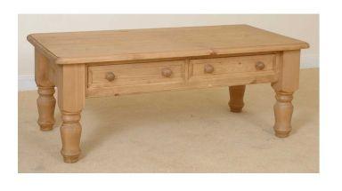 журнальный столик из дерева Сейрик