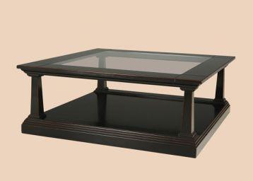 кофейный столик из дерева Хоршубен