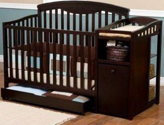детская кровать трансформер Чамберс