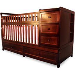 детская кровать трансформер Красен