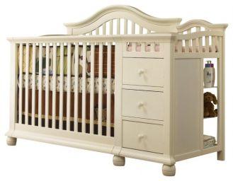 детская кровать трансформер Кепаз