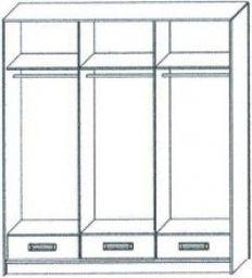 шкаф деревянный Куварни