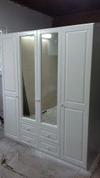 шкаф деревянный Мегаро