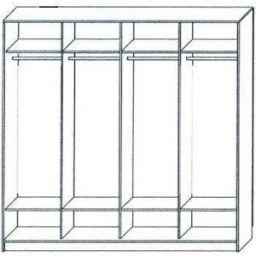 шкаф деревянный Уоткалм