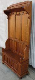 деревянная прихожая Релайс
