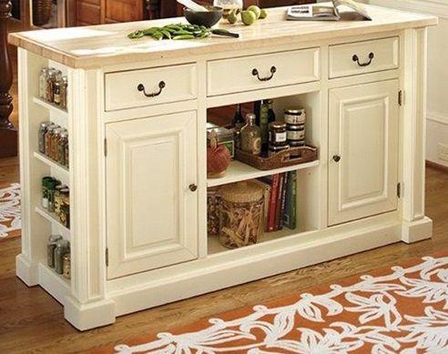 Комод на кухне фото
