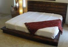 кровати деревянные Опера