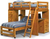 двухъярусная кровать Галактика