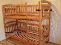 двухъярусная кровать Карина усиленная (доставка+сборка Киев и пригород бесплатно!)