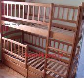 двухъярусная кровать Карина Люкс любой цвет за 30 дней