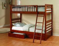 купить двухъярусную кровать Флагман