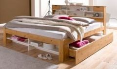 Кровать деревянная Остров