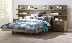 Кровать деревянная Постулат