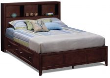 деревянная кровать Грендель