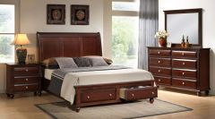 деревянная спальня Бельмонт