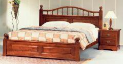 кровати двуспальные Дубрава *выбор платформы