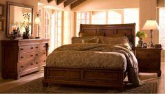 деревянная спальня Магнолия