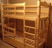 двухъярусная кровать Гайана