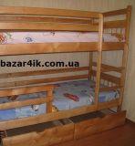 двухъярусная кровать Вояж (в заготовках 30дней)