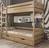 двухъярусная кровать Дуэт (под заказ месяц)
