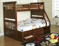 кровать двухъярусная детская Скаут