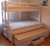 кровать двухъярусная Эстадос