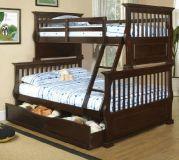 кровать двухъярусная детская Мускат