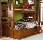 кровать двухъярусная детская Рейн