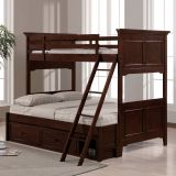 кровать двухъярусная деревянная Амур 2