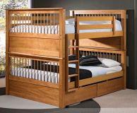 кровать двухъярусная Альбинос