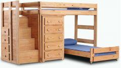 купить двухэтажную кровать Райдер