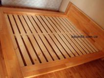 кровать деревянная Деламур