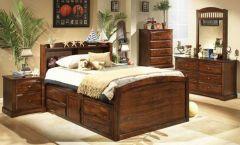 деревянная спальня Булатов