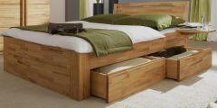 кровать деревянная Барселона