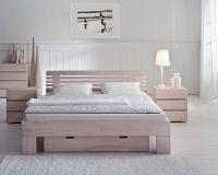 Кровать из дерева Вайт