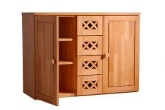 Кровать деревянная Валенсия