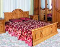Кровать деревянная Симфония