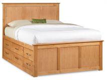 деревянная кровать Примьера