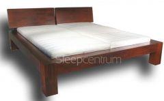 кровать деревянная Куб +разные изголовья