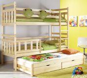 двухъярусная кровать Kubus