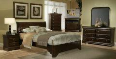 деревянная спальня Кабальеро