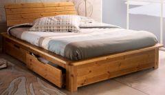 кровать из дерева Джоэл